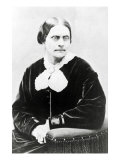 Susan B Anthony  in 1871 Portrait Attributed to Dr Smith