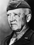 General George S Patton Jr  US Army General  1940s