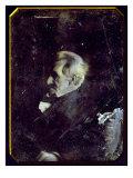 Andrew Jackson  Half Plate Daguerreotype  Gold Toned