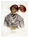Tah-Chee  a Cherokee Chief  1837