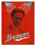Newmann the Great  George Newmann  Hypnotist  and Stage Magician  1930