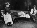 Immigrants Refused Admission to the United States Awaiting their Return Passage  Ellis Island  1902