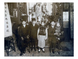 Five Boys at New Year's Celebration  Chinatown  New York City  Jan 30  1911