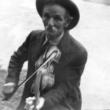 Fiddlin' Bill Henseley  Mountain Fiddler  Asheville  North Carolina  1938
