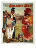 The New Smart Set Vaudeville Led by African American Performer S H Dudley  1906