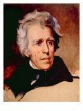 Andrew Jackson  Portrait by Thomas Sully  1829