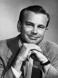 Jack Paar  American Television Host  1956