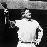 Babe Ruth  American Baseball Player  1930s