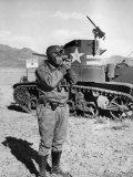 General George S Patton Jr  US Army General  1943