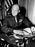 General Dwight D Eisenhower  January 18 1944