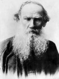 Leo Tolstoy  Russian Writer  Early 1900s
