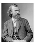 Joaquin Miller  Flamboyant Poet and Journalist  of Unsophisticated But Popular Works  1875