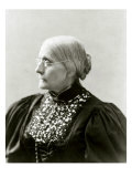Susan B Anthony  in 1890s