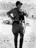 Lt General George Patton  Sicily  1943
