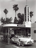 Gas Station  c1950