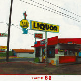 Route 66: West End Liquor