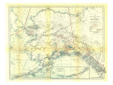 Alaska Map 1918