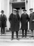 Babe Ruth at the White House  1921