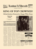 King of Pop Crowned