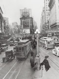 Times Square from 43rd Street  c1930