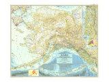 1956 Alaska Map