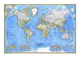 World Map 1981