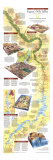 1995 Egypts Nile Valley South Map