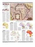 1980 Africa  Its Political Development Map