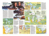 1987 Great Lakes Map Side 2