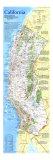 1993 California Map