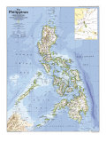 Philippines Map 1986