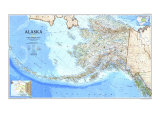 Alaska Map 1994 Side 1