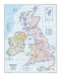 1979 British Isles Map