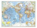 1960 World Map