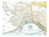 1959 State of Alaska Map
