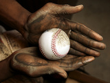Balls are rubbed with mud before every major league baseball game