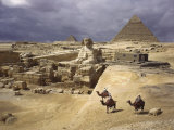 The Pyramids of Giza and the Great Sphinx