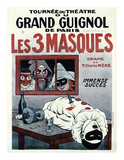 Theatre de Grand Guignol  Les 3 Masques