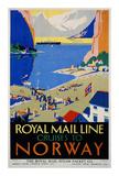 Royal Mail Cruises  Norway