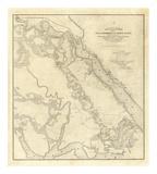 Civil War: Williamsburg To White House  c1862