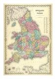England and Wales  c1856