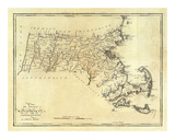 State of Massachusetts  c1795