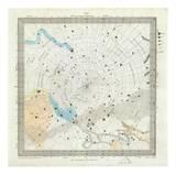 Celestial Anno 1830: No 6 Circumjacent the South Pole  c1844