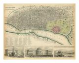 Calcutta  India  c1842