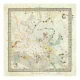 Celestial Anno 1830: No 5 Circumjacent the North Pole  c1844
