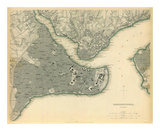 Istanbul, Turkey, c.1840 Reproduction d'art