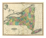 New York  c1825