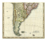 South America and West Indies  c1823