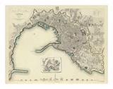 Genoa  Italy  c1836