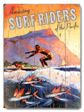 Amazing Surf Riders